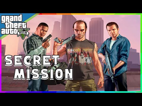 GTA 5 Secret Mission - 2 Million $ Reward (PS3, PS4, Xbox360, XboxOne and PC)
