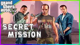 GTA 5 Secret Mission - 2 Million $ Reward (PS3, PS4, Xbox360, XboxOne and PC)