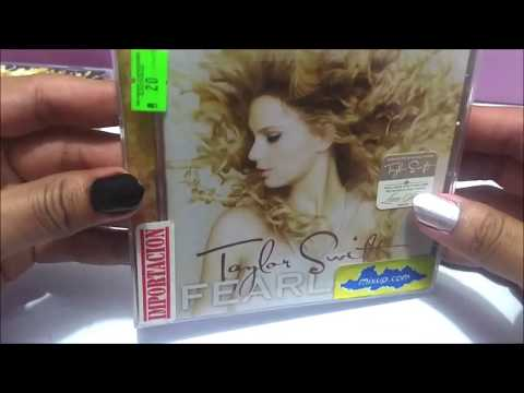taylor-swift---fearless-cd-+-fearless-platinum-edition-cd+dvd-unboxing