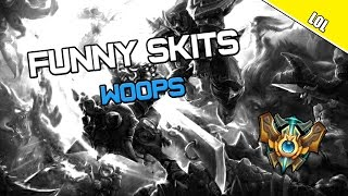 ✔ Funny Skits: Woops | League of Legends | Season 4