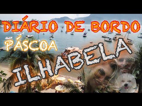 DIÁRIO DE BORDO | PÁSCOA EM ILHABELA | Encontro Boating World