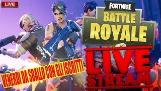 LIVE FORTNITE , LIVE PASS 59, FRIDAYS WITH REGISTERS