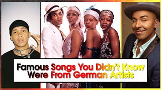 Famous Songs You Didn't Know Were From German Artists 1975 - 2020 (HD)