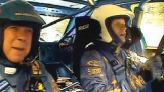 WRC 2004 Subaru World Rally Team and Petter Solberg