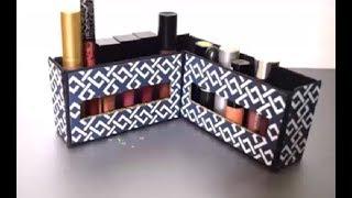 {DIY} Lipstick Holder