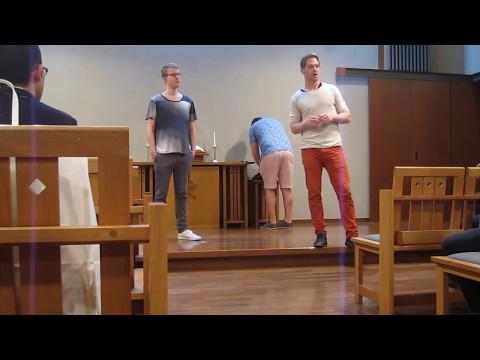 Ringmasters - smile (open rehearsal)