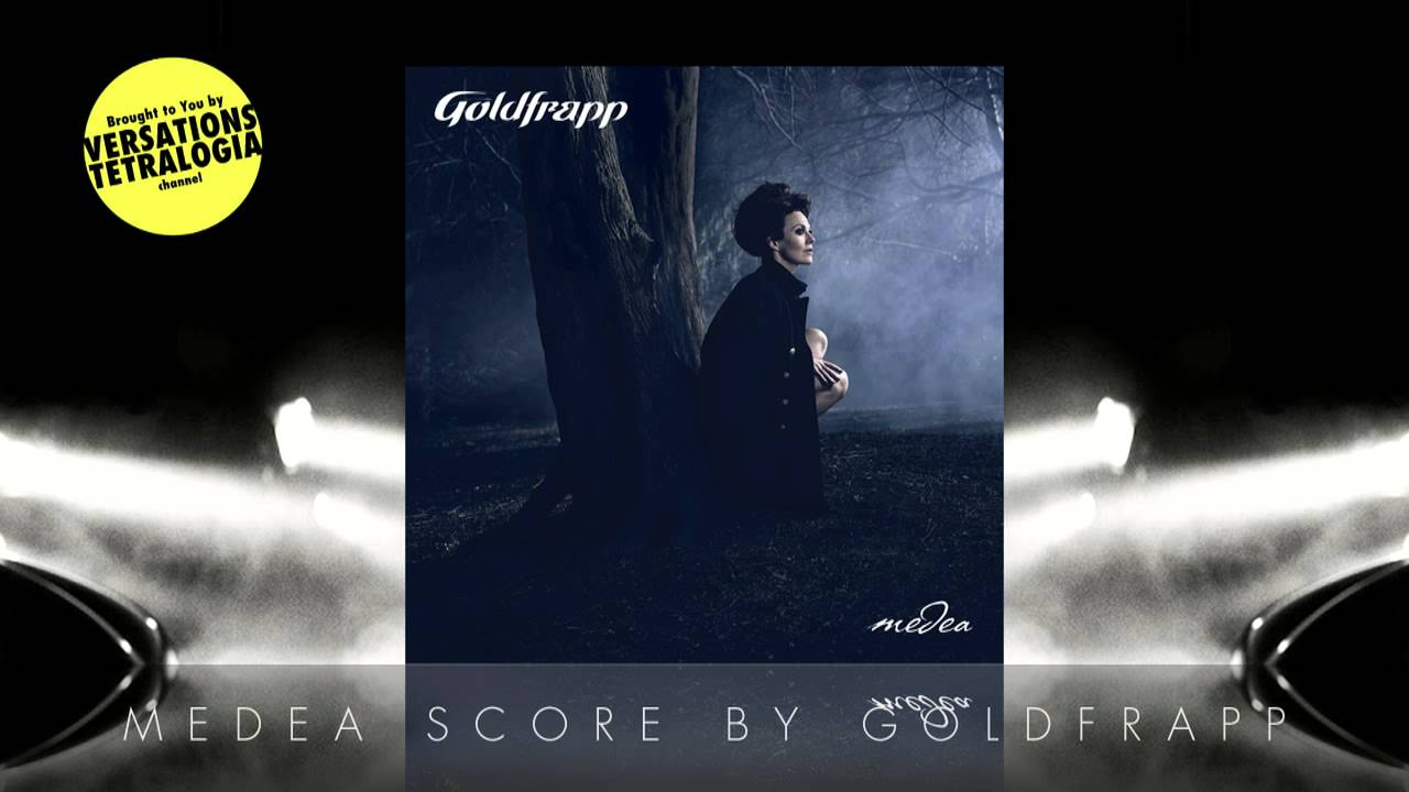Goldfrapp - 8 Track Sampler