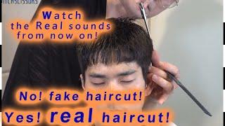 haircut ASMR