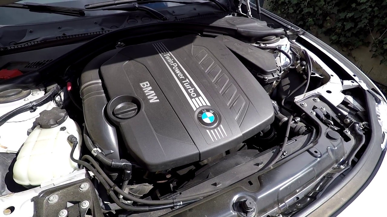 Bmw 330d 2014 Engine Start And Sound 3 0d 190kw