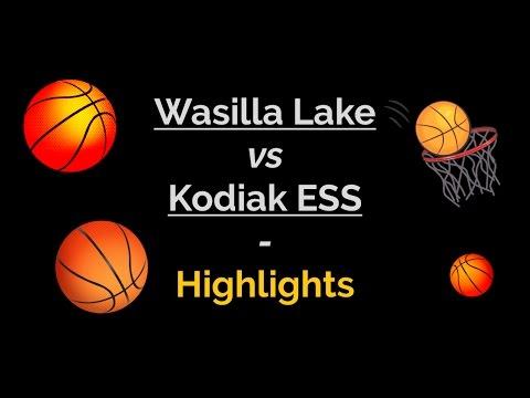Wasilla Lake Christian School vs Kodiak ESS | Highlights
