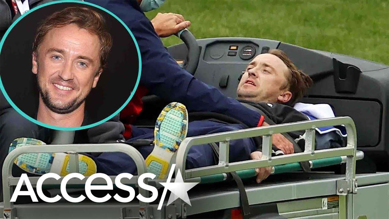 Tom Felton: Harry Potter star collapses during celebrity Ryder Cup ...
