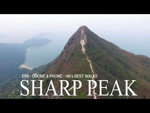 Sharp Peak – an isolated, tough walk with wild sea views