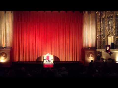 Castro Theatre Organ Recital