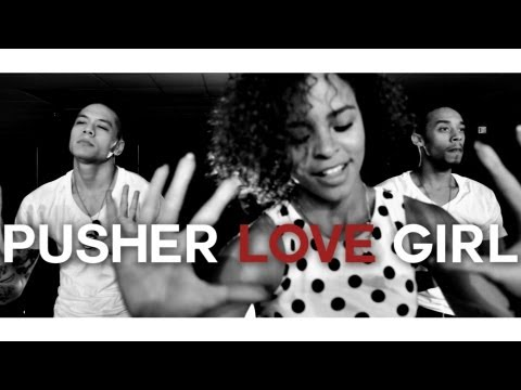 Justin Timberlake - Pusher Love Girl - Choreography by Matt Tayao (Official Dance Video)