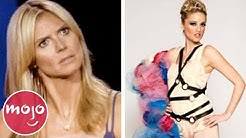 Top 10 Worst Looks on Project Runway