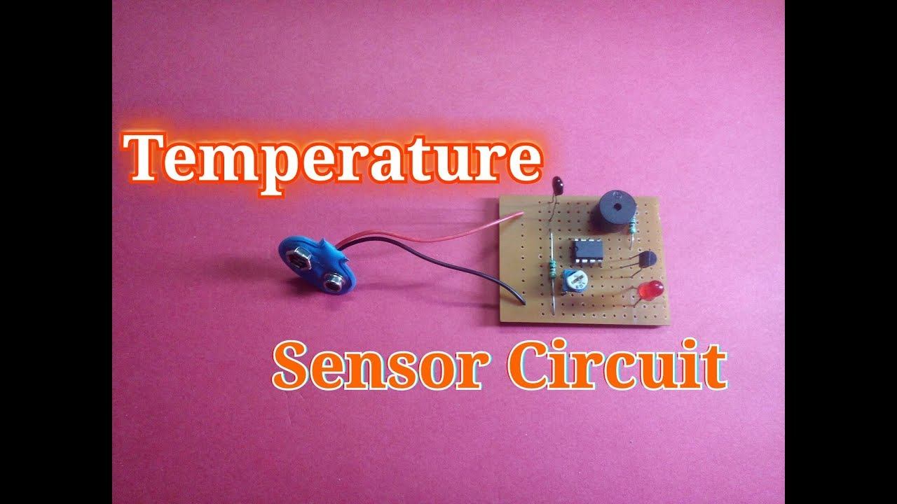 Temperature Sensor Circuit..Simple Heat Sensor Science Project ... on loudspeaker diagram, electric bell diagram, radio diagram, thunder diagram, iphone diagram, switch diagram, bowling diagram, battery diagram, horn diagram, led diagram, resistor diagram, capacitor diagram, ipod diagram, hacker diagram, breaker diagram, voltage diagram, speaker diagram, hawk diagram, timer diagram, usb connector diagram,