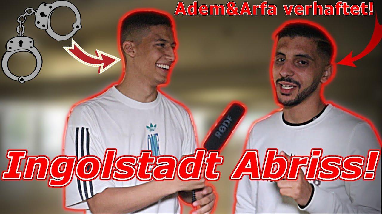 Beichtstuhl Ingolstadt (Arfa & Adem Verhaftung?!😱)
