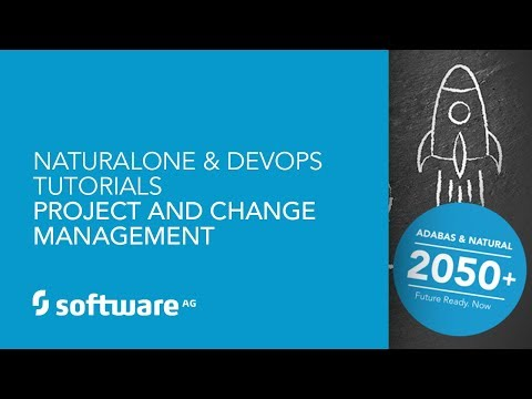 NaturalONE & DevOps Tutorials - Project and Change Management