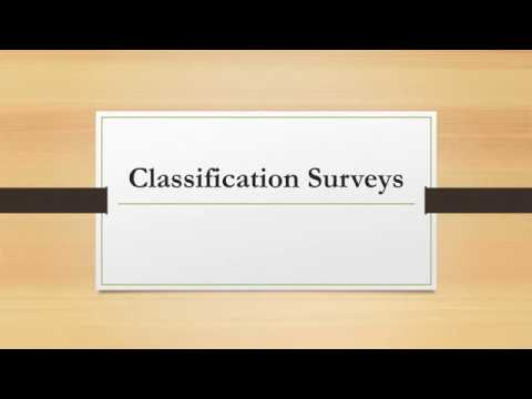 Classification Surveys - Knowledge for mariners and seafarer