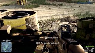Battlefield 4 PC Max Settings Gameplay Video, 2560x1440