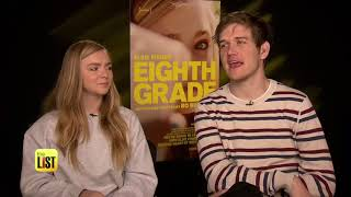 Eighth Grade: Elsie Fisher Opens Up About Middle School Experience