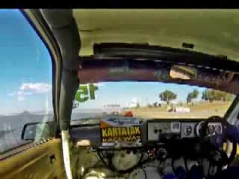 Kartatak Racing Ls1 Holden Commodore Bathurst Ipra Race 2 2014