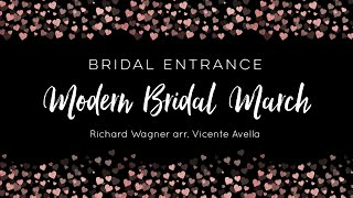 Modern Bridal March (Richard Wagner arr. Vicente Avella) - Piano Cover
