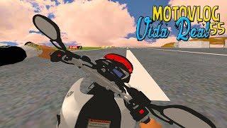 GTA SAN ANDREAS - MOTOVLOG VIDA REAL #55  - COMPREI UMA MEIOTA XT 660 😍