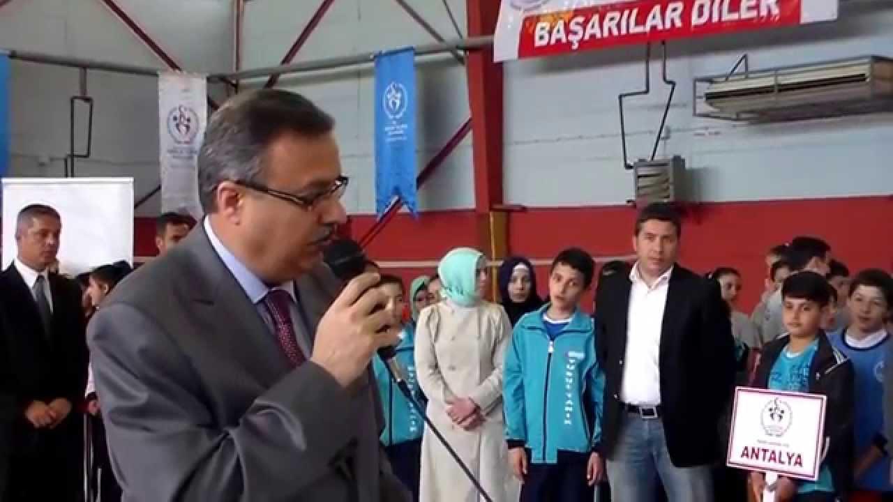 dÜzce valİsİ alİ İhsan su mİkrofonun azİzlİĞİne uĞradi - youtube