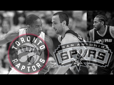 Toronto Raptors vs San Antonio Spurs Game Highlights | 10/23/17 | 2017 NBA Season