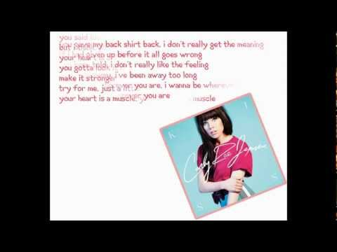 Carly Rae Jepsen - Your Heart Is A Muscle