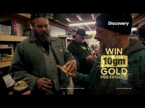 Win 100 gms of Gold!   Gold Rush Season 10   Starts 21 November 10 PM