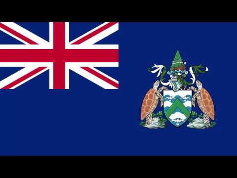Bandeira da Ilha de Ascensão