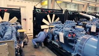 SDMO - How are generators made