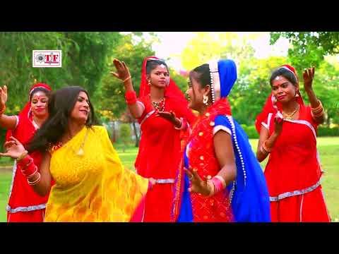 Kundan Singh Hit Navratra Song - झिझिया खेलल जाइ - Karab Navami Ke Pujanawa - Video Song