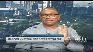 Ex-governor Peter Obi's startling revelations about governance in Nigeria