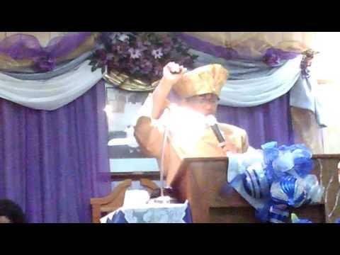 Pastor Odom preaching Sunday, 7/24/17