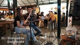 TAK IKHLASNO - HAPPY ASMARA () LIVE AKUSTIK BY NABILA SUAKA FT. TRI SUAKA