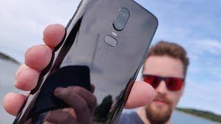 Unboxing & giveaway av NYA OnePlus 6