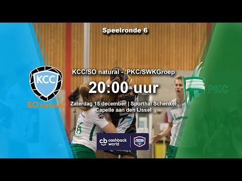 Cashback World Korfbal League: KCC/SO natural - PKC/SWKGroep