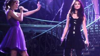 Download Taylor Swift Singing Who Says with Selena Gomez LIVE Madison Square Garden HD
