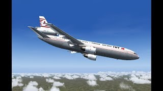 FS2004 - Behind Closed Doors Part 2 (Turkish Airlines Flight 981)
