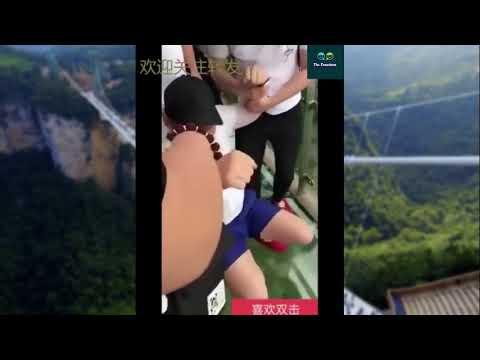 Zhangjiajie Glass Bridge, World longest and scary | Hebei,China | TheExecutors