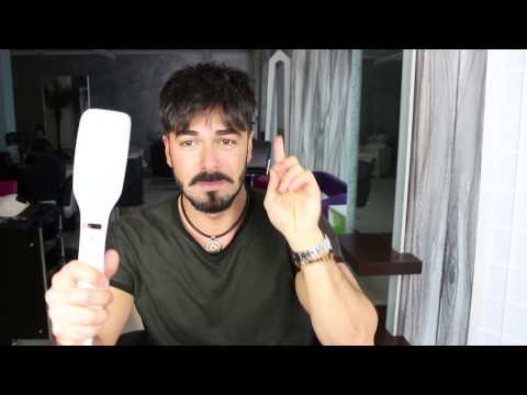 Männer Haarstyling mit ★ ikoo E Styler & Kevin Murphy Free Hold ★ Einfaches Hairstyling