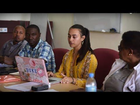 Loren Barcenas MS'19 Discusses Her Field Research in Tanzania