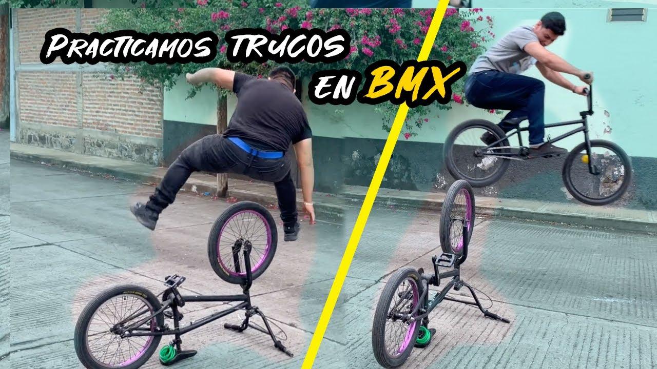 HICIMOS BMX DESPUÉS DE AÑOS y ESTO PASO...