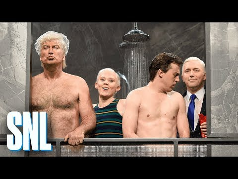 Paul Manafort's House Cold Open - SNL