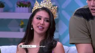 Video BROWNIS - Ariska Putri Pertiwi, PENSIUN! Dari Miss Grand Internasional 2016 (1/11/17) Part 3 download MP3, 3GP, MP4, WEBM, AVI, FLV Agustus 2018
