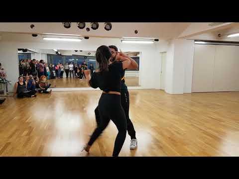 Freddy & Andressa @ Helsinki Dance Central