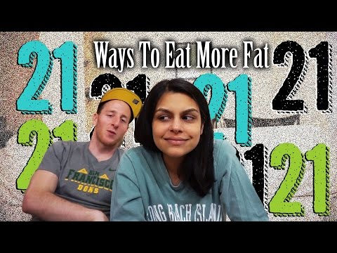 21 Ways To Eat More Fat | How To Eat More Fat on a Keto Diet | Get Your Fat In!!